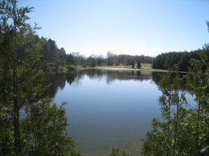 Lake Shamadon