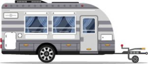 RV Trailer Camper
